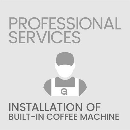 Professional Service BUILTINCOFFEEINSTALL