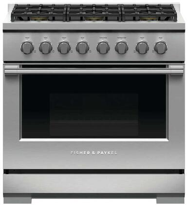 fisher paykel rgv3366l large view