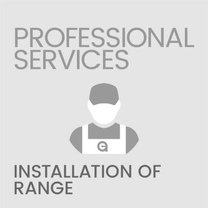 professional service rangeinstall large view