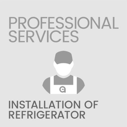 professional service refrigeratorinstall large view